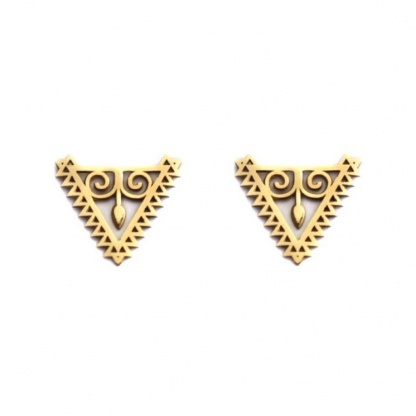 Arrow Goddess Earrings