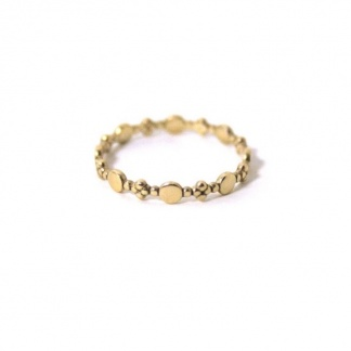 grape-vine stacking ring
