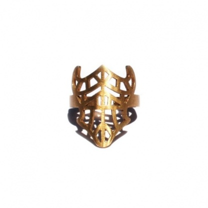 Optimus Prime Transformer Unisex Adjustable Ring