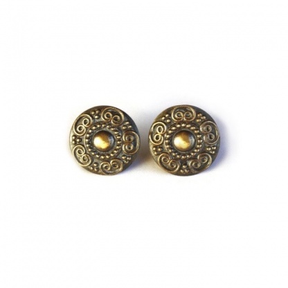 Decorative Greek Earrings