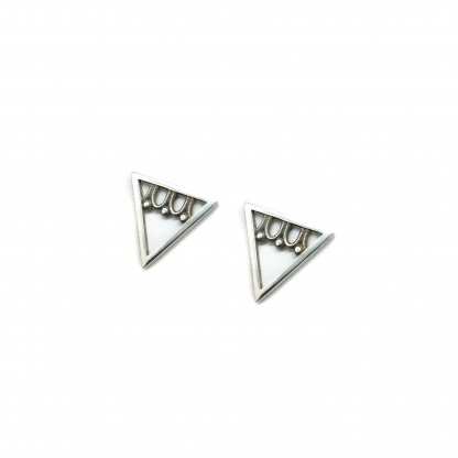 Triangle Eternal Youth Studs